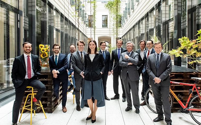 Alle JuristInnen der Kanzlei Gassauer-Fleissner